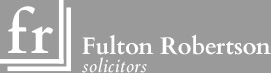 fr- Fulton Robertson Solicitors